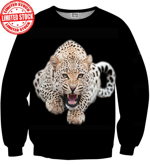 Leopard sweater Miniature 1