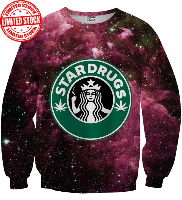 Stardrugs sweater Miniature 1