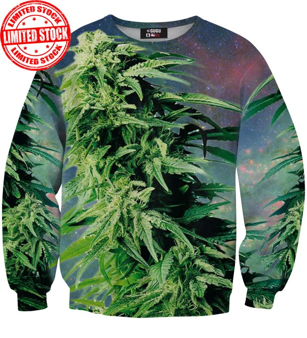 Ganja sweater Miniature 1