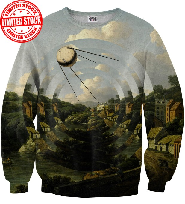 Sputnik City sweater Miniature 1