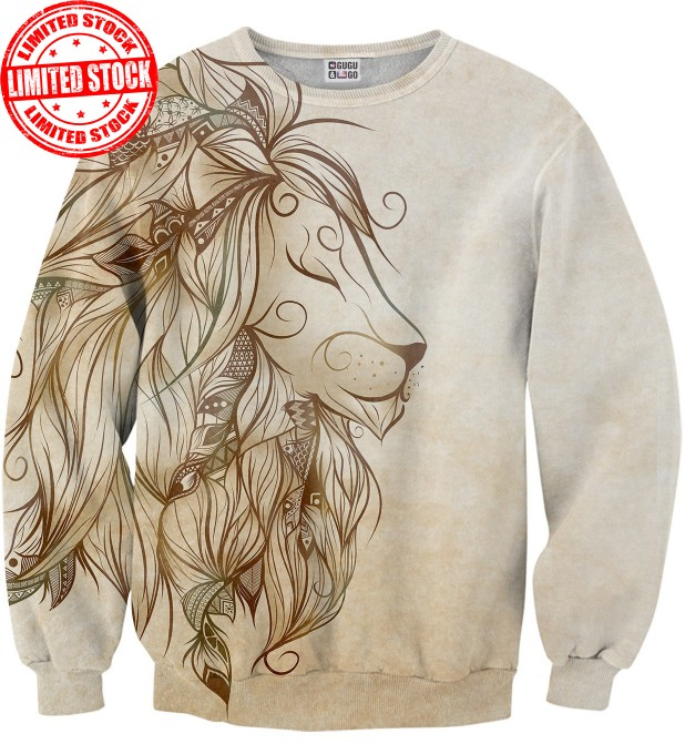Golden Lion sweater Miniature 1
