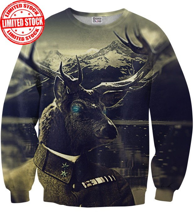 lieutenant Deer sweater Thumbnail 1