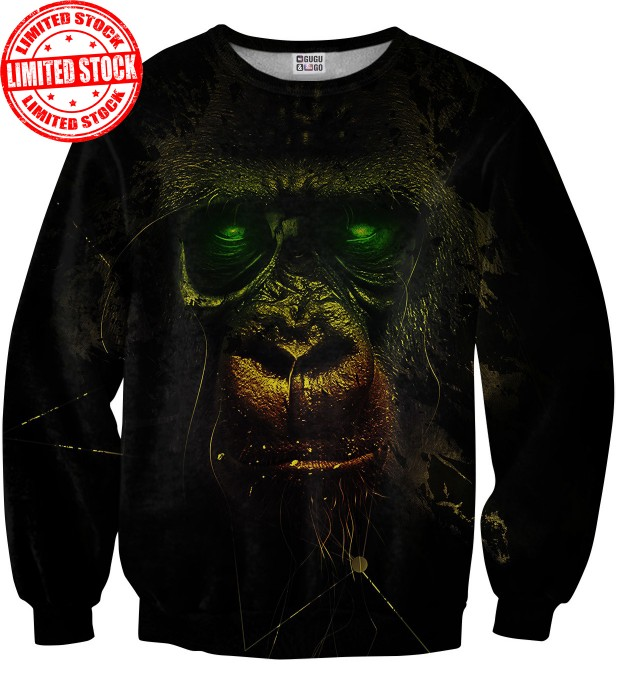 Dark Chimpanzee sweater Miniature 1
