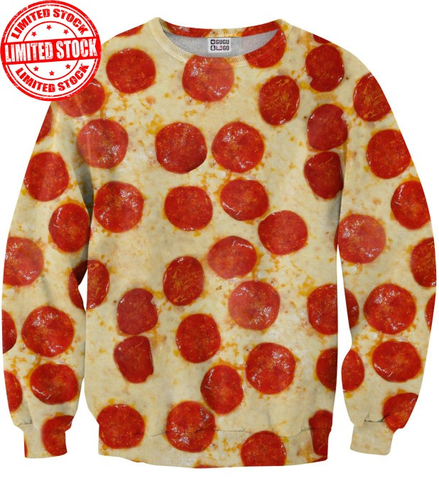 Pepperoni Pizza sweater аватар 1