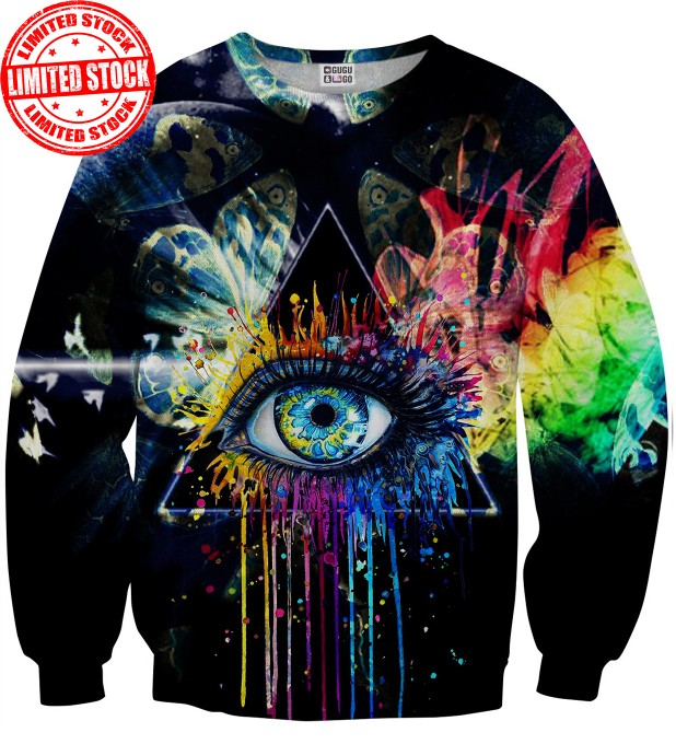 Print Floyd sweater Miniature 1