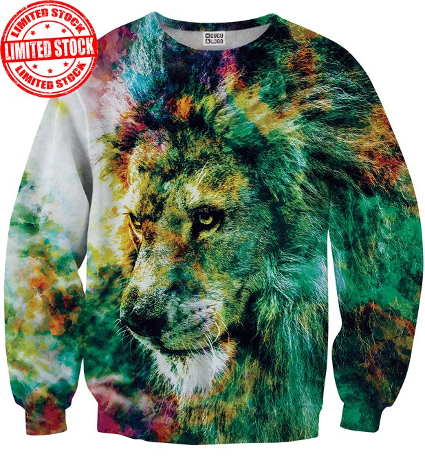 King of Colors sweater Thumbnail 1