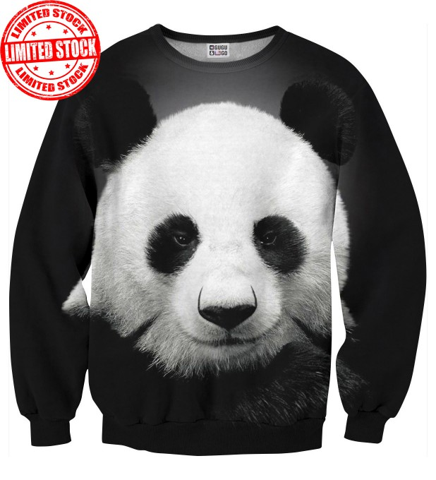 Panda sweater Miniature 1