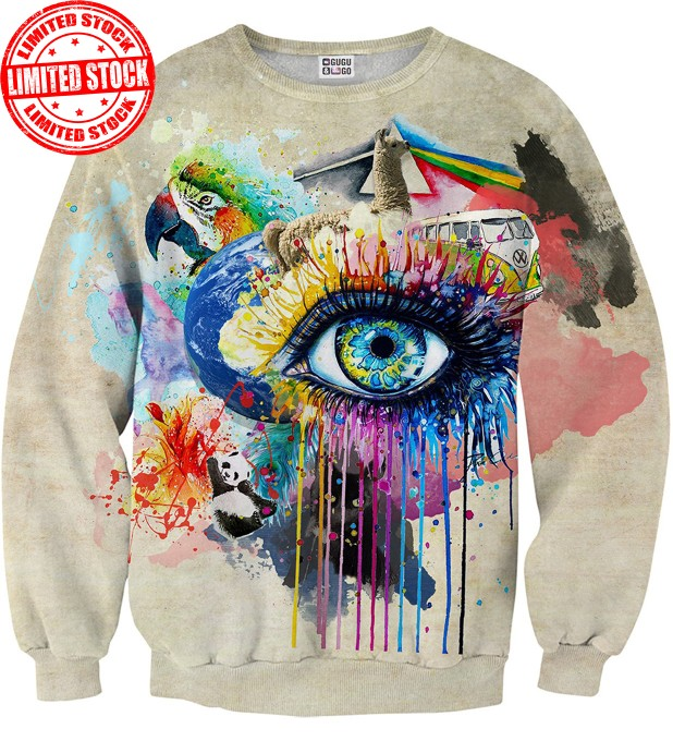 All over print sweater аватар 1