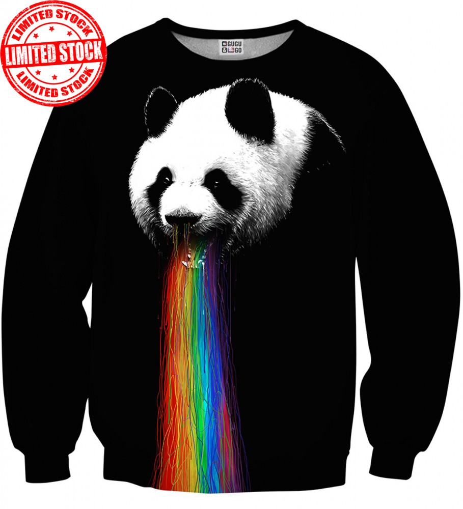 Mr. Gugu & Miss Go, Pandalicious sweater Image $i