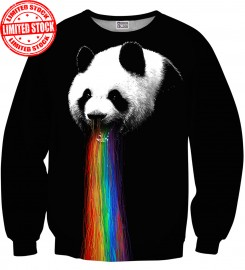 Mr. Gugu & Miss Go, Pandalicious sweater Miniature $i