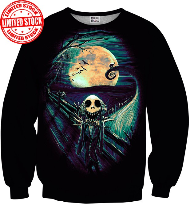 Skellington sweater Miniatura 1