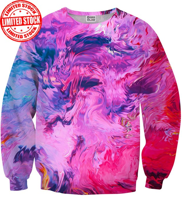Modern painting sweater Thumbnail 1