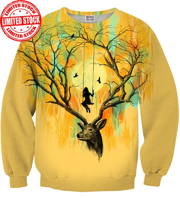 Deer Fantasies sweater Miniatura 1