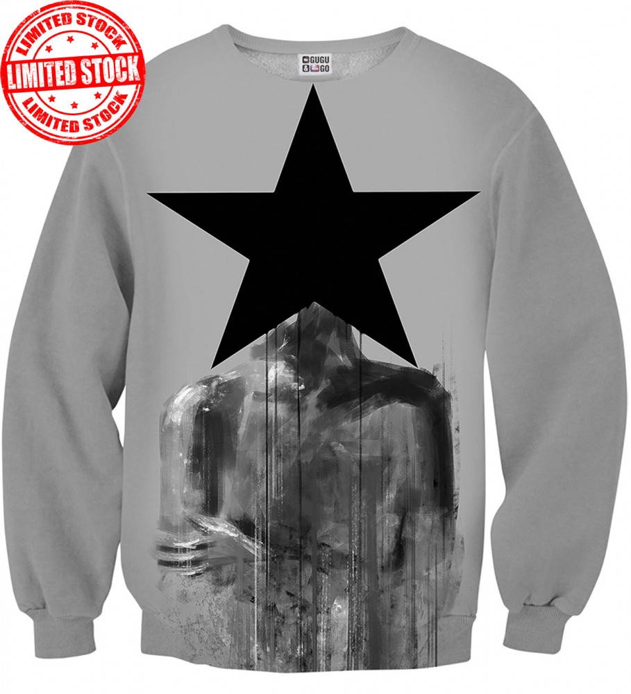 Mr. Gugu & Miss Go, Black Star sweater Image $i