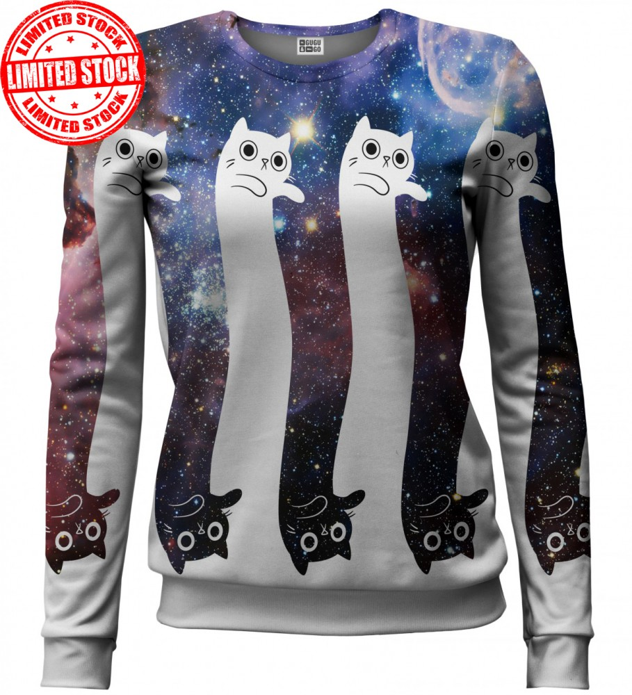 Mr. Gugu & Miss Go, To the infinity and beyond sweater Image $i