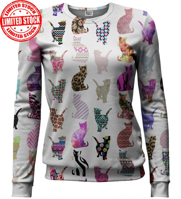 Comic Cats sweater аватар 1