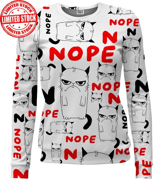 Grumpy Nope sweater аватар 1