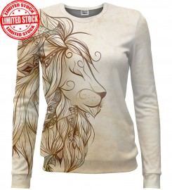 Mr. Gugu & Miss Go, Golden Lion sweater Thumbnail $i