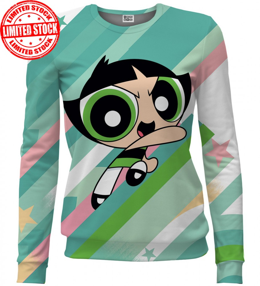 Mr. Gugu & Miss Go, Buttercup Strenght sweater Image $i