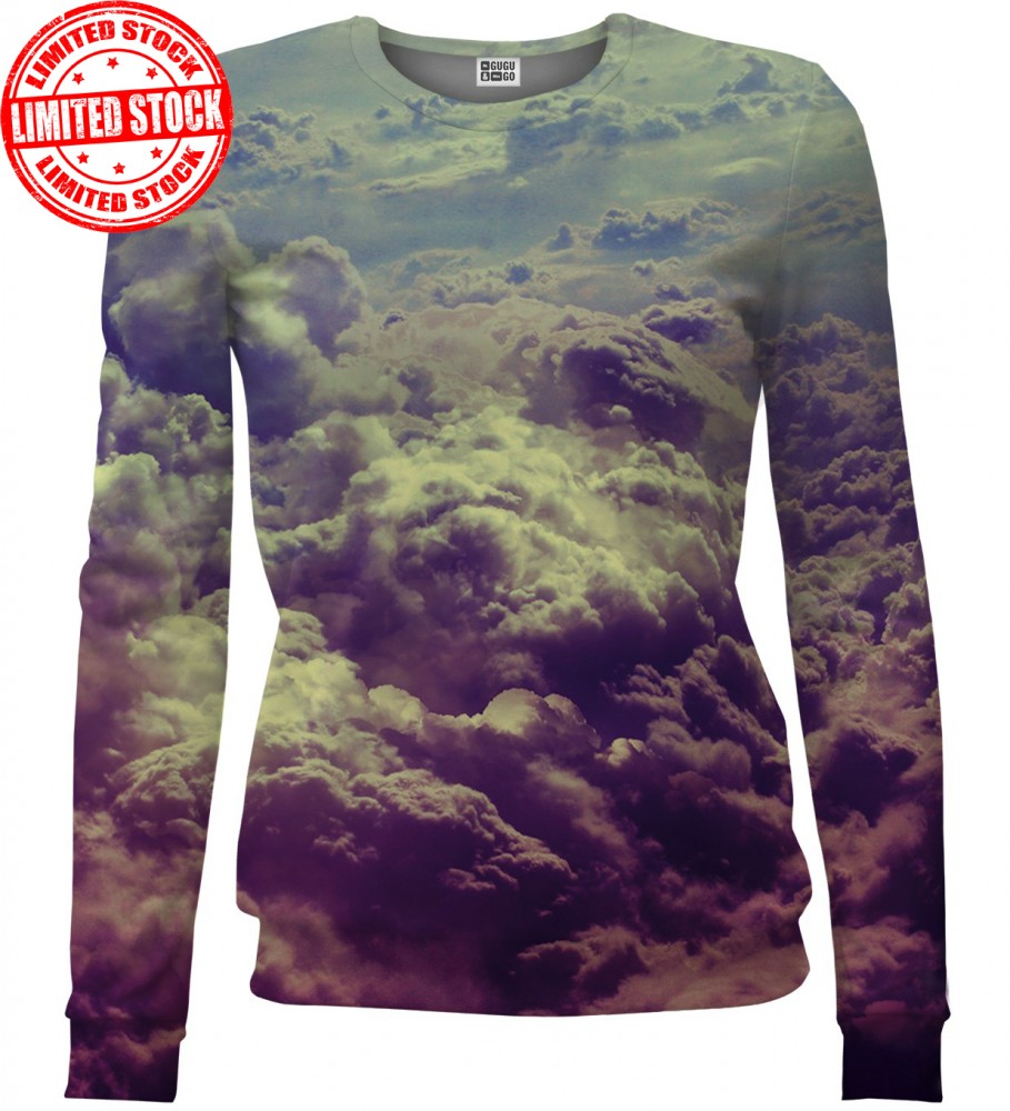 Mr. Gugu & Miss Go, Clouds sweater Image $i