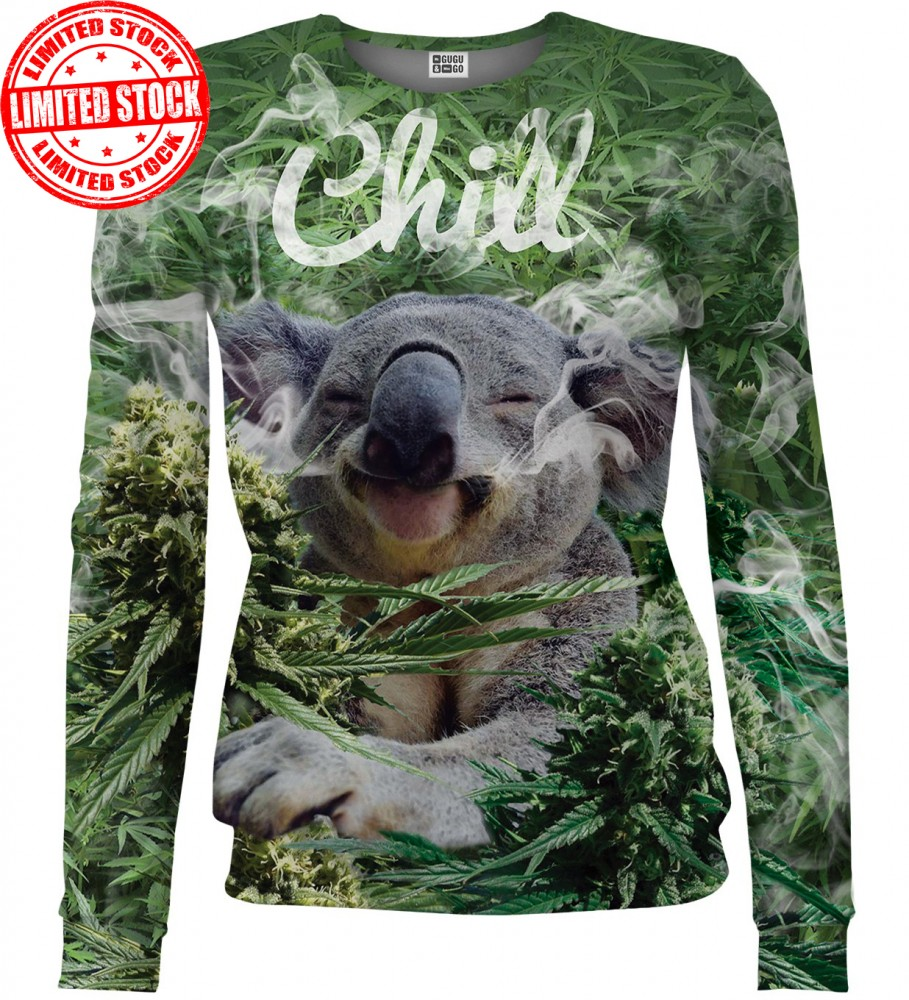 Mr. Gugu & Miss Go, Koala Chill sweater Image $i