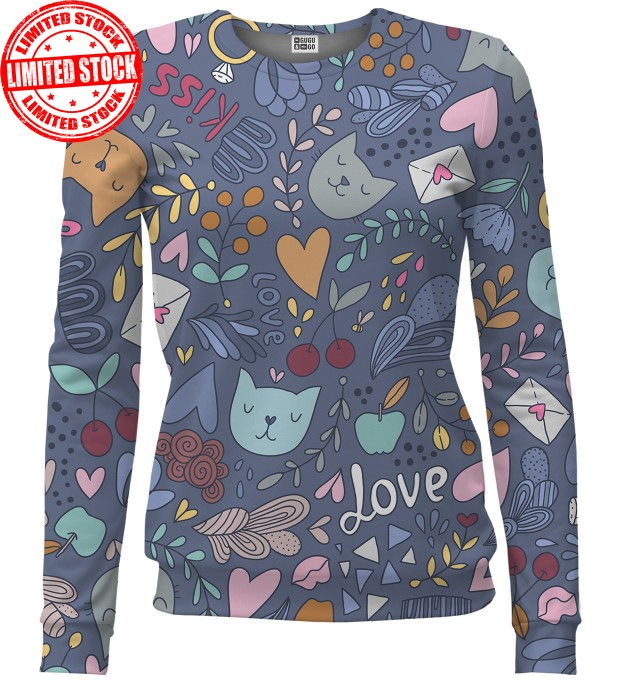 Romantic Cats sweater аватар 1