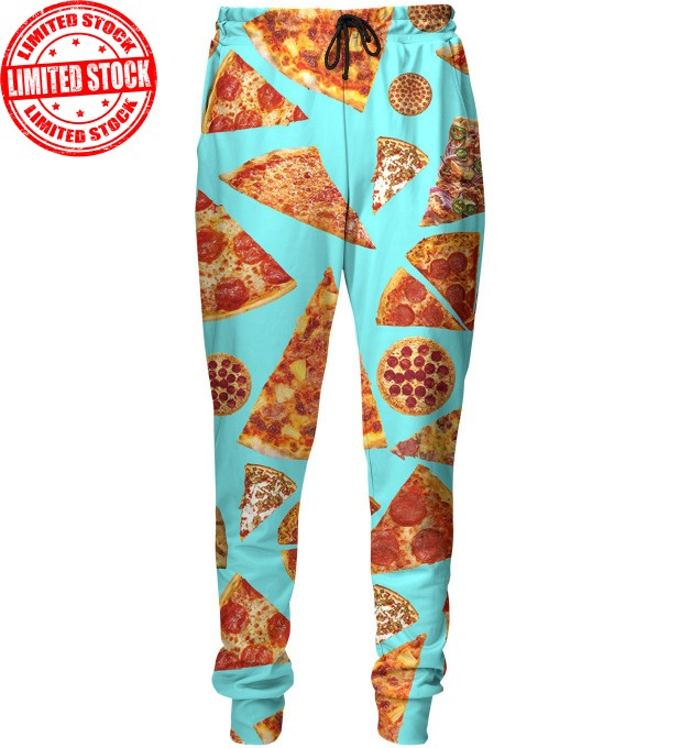 Pizza sweatpants Miniature 1