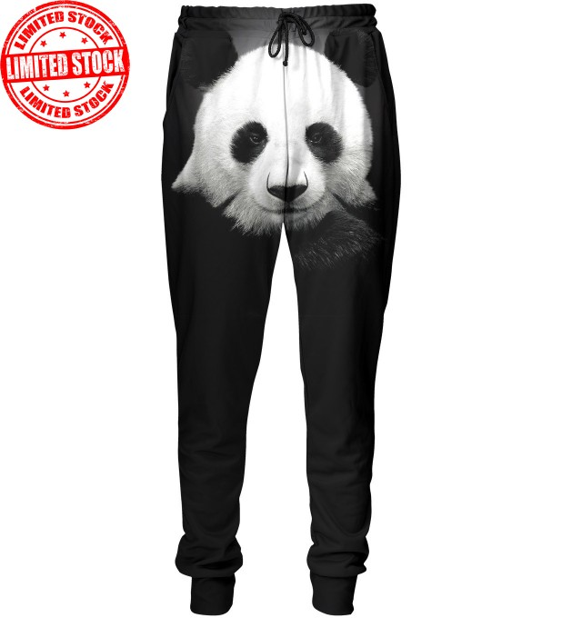 Panda sweatpants Miniature 1