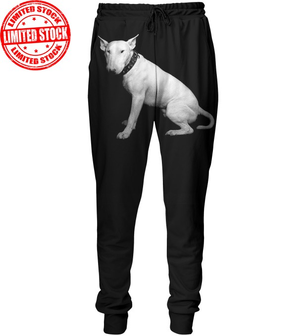 Bullterrier sweatpants Miniature 1