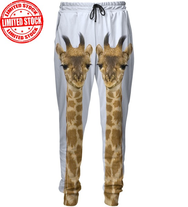 Giraffe sweatpants Miniature 1