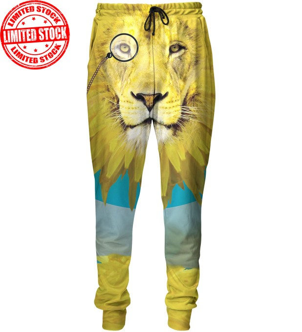Dandy lion sweatpants Miniature 1