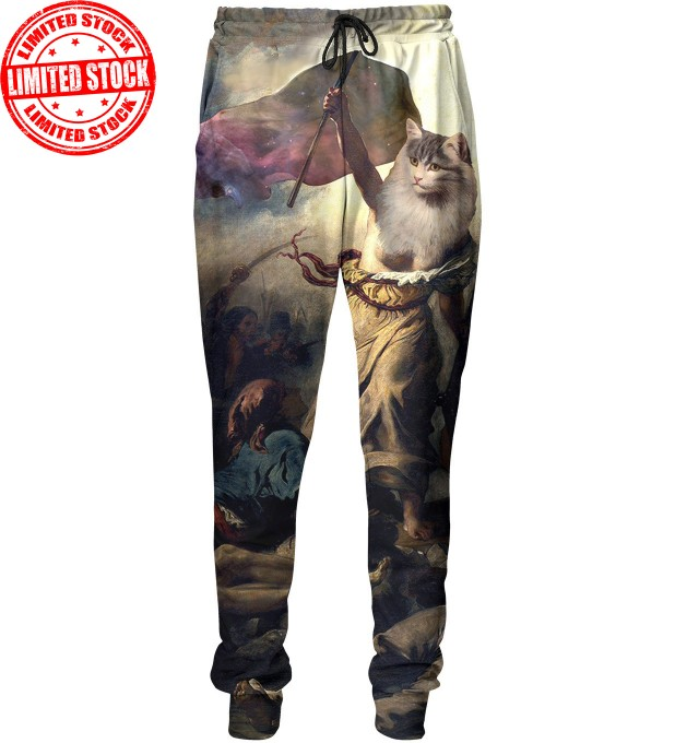 Cat revolution sweatpants Miniature 1