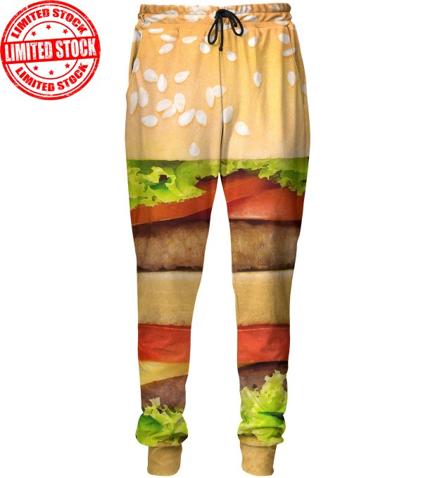 Hamburger sweatpants Miniature 1
