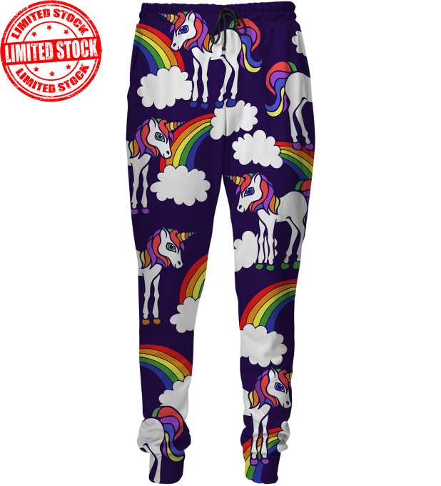 Rainbow Unicorns sweatpants Miniature 1