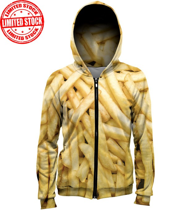 Bluza z kapturem fries Miniatury 1