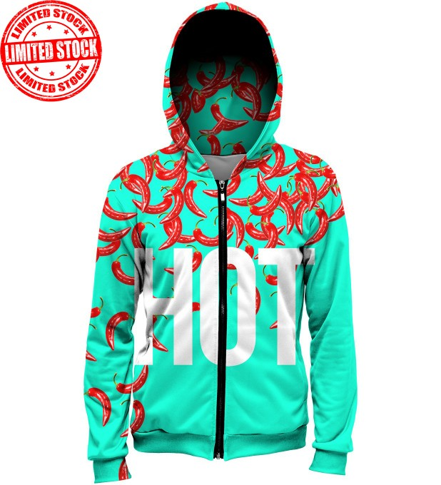 HOT CHILLI hoodie Miniature 1