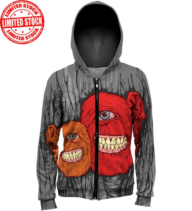 Bluza z kapturem monsters Miniatury 1