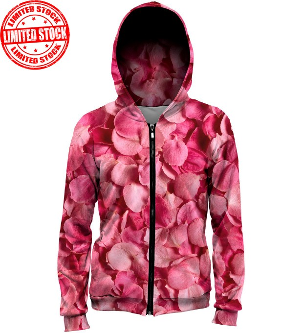 pieces of roses hoodie Thumbnail 1