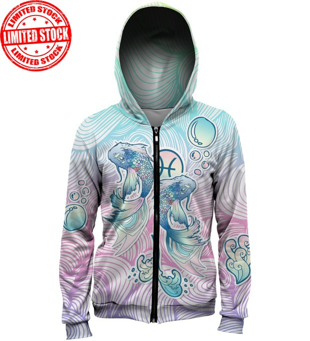 Pisces hoodie Thumbnail 1