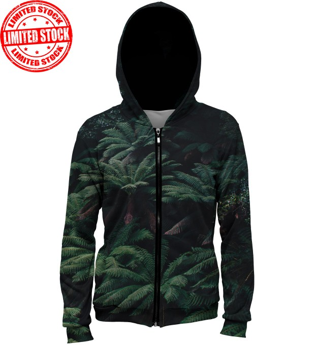 Bluza z kapturem Jungle Miniatury 1