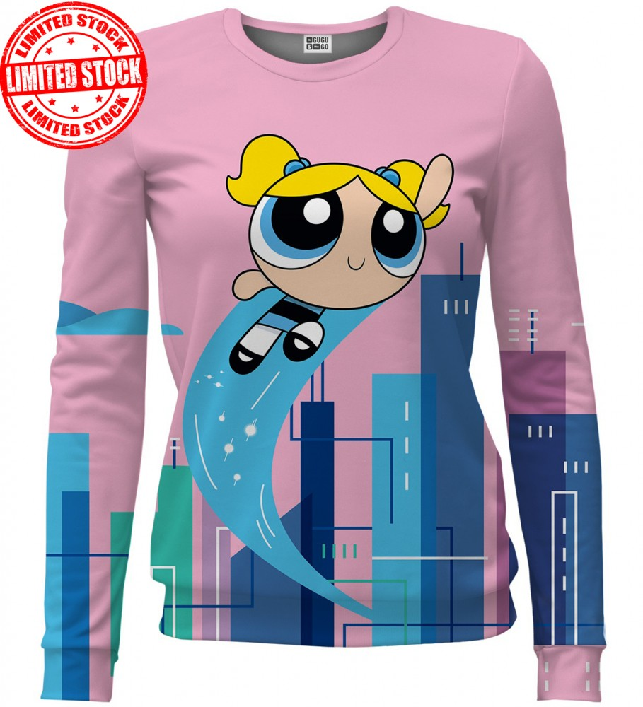 Mr. Gugu & Miss Go, Bubbles Fly sweater Image $i