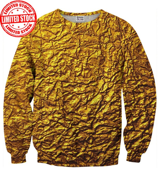 Gold sweater Miniature 1