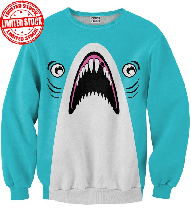 Blue shark sweater аватар 1