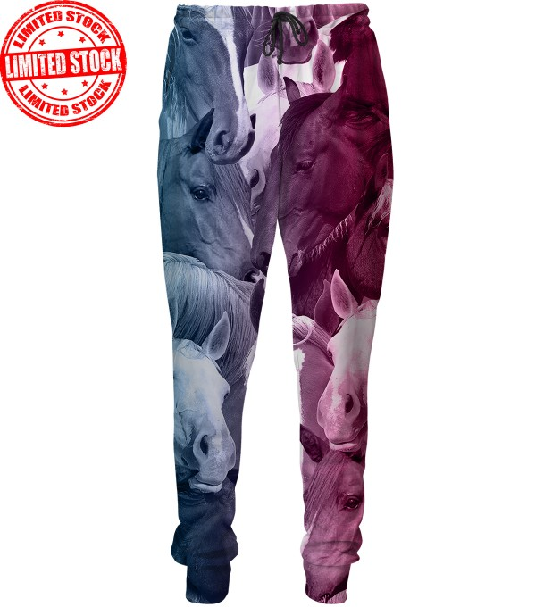 Wild Horses sweatpants Miniature 1