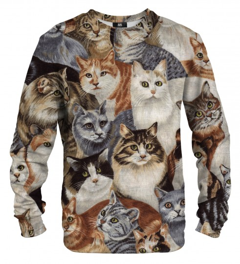 Cats sweater Thumbnail 1
