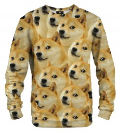 Mr. Gugu & Miss Go, Doge sweater Thumbnail $i