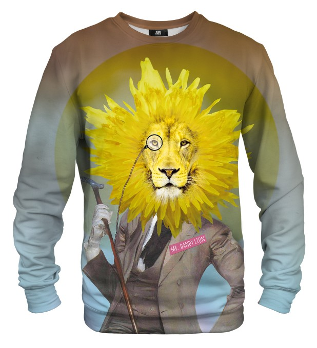 Dandy Lion sweater Miniatura 1
