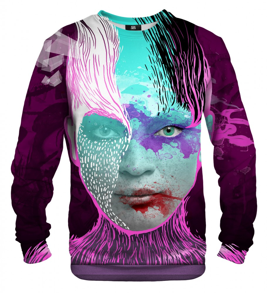 Mr. Gugu & Miss Go, Body Art sweater Image $i