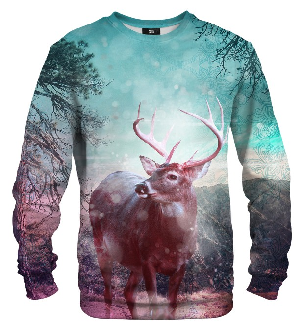 Hipster Deer sweater Miniatura 1
