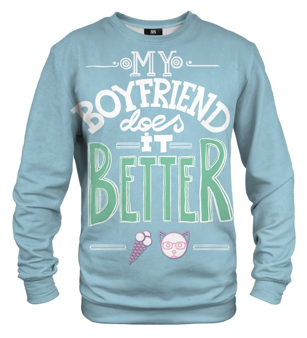My boyfriend sweater Thumbnail 1